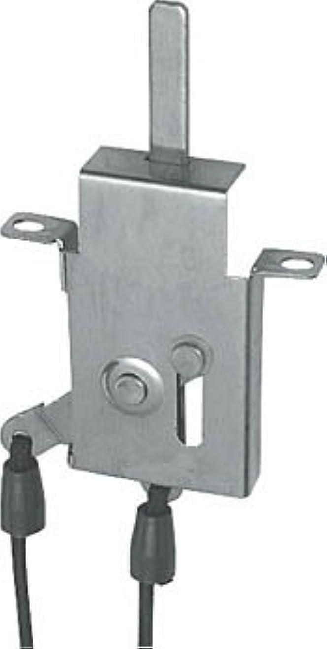 表面的なうるさいディレイ上部錠(上サル)(4K-6380C) YS:シルバー