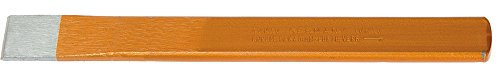 LSR TOOLS, 3007624, Splitting scalpello CV 240 x 26 x 7 mm, testa impatto temperato ovale piatto
