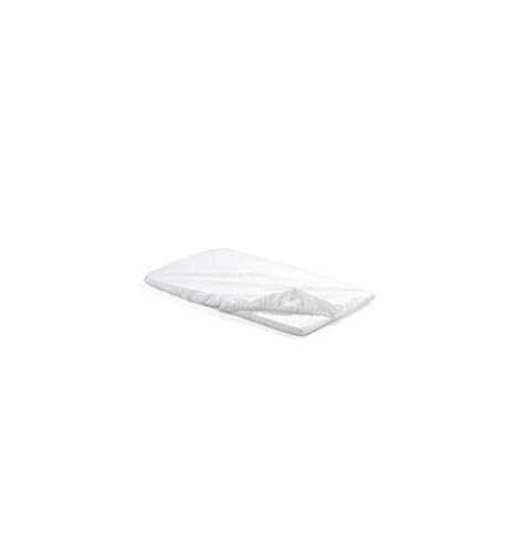DK glovesheets 73x58cm 100/% Coton Bio drap housse Pour Stokke Sleepi Mini