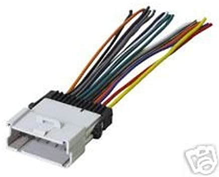 amazon com: stereo wire harness toyota matrix 03 04 2004 (car radio wiring  installation p : automotive