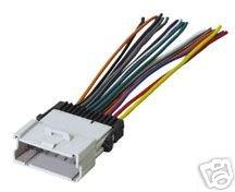 amazon com stereo wire harness toyota matrix 03 04 2004 (car radio Toyota Matrix Seats amazon com stereo wire harness toyota matrix 03 04 2004 (car radio wiring installation p automotive