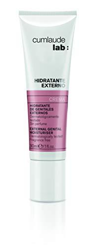 Cumlaude - Hidratante Externo - Crema para la Sequedad y el Picor de la Zona Íntima - 30 ml