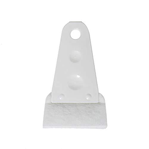 Fliyeong Spazzola per la pulizia del ventilatore del condizionatore d'aria Multi-Funzione Gap Spazzola per la pulizia della tastiera Spazzola per la polvere Strumenti per la pulizia della casa
