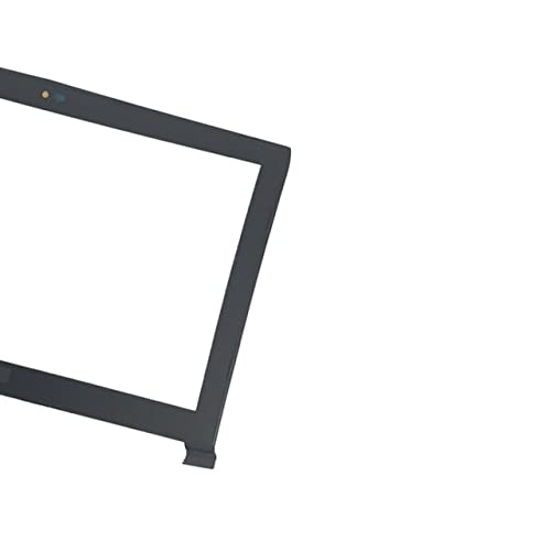wangch Laptop-Ersatzteile Kompatibel mit MSI GE62 2QD-007XCN MS-16J1 16J1 16J2 16J3 Obere LCD-Rückseite schwarz Non-Touch/LCD-Rahmenabdeckung/LCD-Scharniere LundR/Scharnierabdeckung (Color : B Shell)