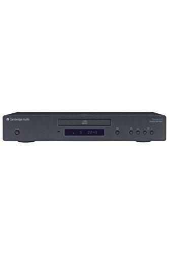 Cambridge Audio DAC CDプレーヤー TOPAZ CD5 D Aコンバーター イギリス製 Wolfson 8725 搭載 エントリーモデル リモコン付属 TOPAZCD5BLK TOPAZCD5BLK