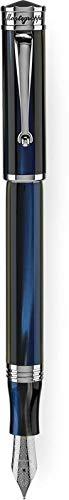 Montegrappa (モンテグラッパ) Ducale Murano (ドゥカーレ・ムラーノ) イタリア製 万年筆 正規輸入品 マーレ Medium