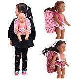 American Girl Baby Carriers