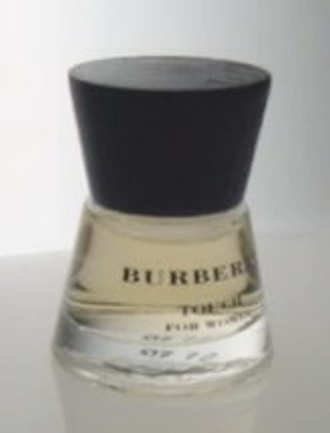 窓を洗う怠感紀元前バーバリー[Burberrys]タッチフォーウーマンミニボトル5mlオードパルファム