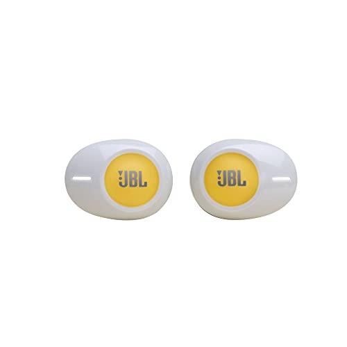 JBL TUNE 120TWS - True Wireless in-Ear Headphone - Yellow