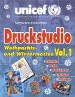 Weihnachtskarten Druckstudio - unicef -