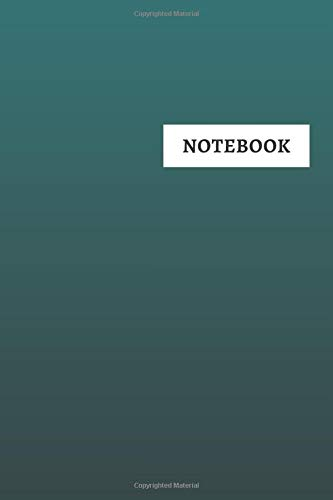 Notebook: Unlined page