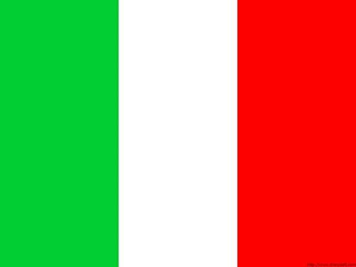 My Planet Grande 5 'X3' Drapeau de l'Italie italien de Premium Qualité supporter les fans Décoration drapeau