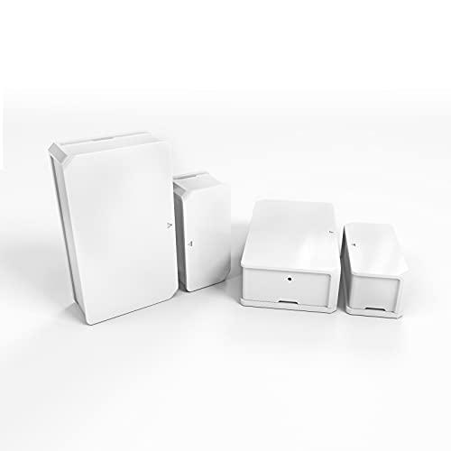 ZigBee WiFi Tür Fenster Sensor SONOFF SNZB-04 2PCS, Einbruchsalarm für die Sicherheit in Ihrem Zuhause, SONOFF ZBBridge erforderlich, Akkus sind im enthalten, Kompatibel mit Alexa/Google Home