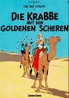 Tim und Struppi, Carlsen Comics, Bd.17, Die Krabbe mit den goldenen Scheren