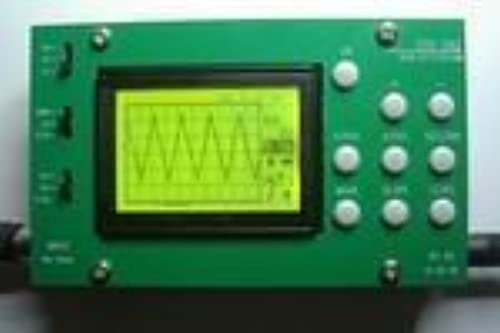 Digital LCD oscilloscope by JYETech