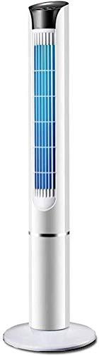 Enfriadores evaporativos Inicio Fan sin hojas Hogar Suelo Aire acondicionado Ventilador, ventilador eléctrico Mute Control remoto Tiempo 3 Velocidades del viento Ventilador de refrigeración Ahorro de