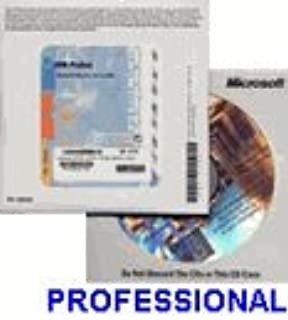 Microsoft Office 2003 Professional WIN32 for System Builders - 1 Pack [Old Version]