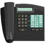 Alcatel Premium Reflexes 4020 Systemtelefon, graphit