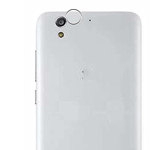 Vaxson 2 Stück Schutzfolie, kompatibel mit Huawei Ascend G620S Kamera TPU Folie Rückseitige Kameraobjektiv [nicht Panzerglas Bildschirmschutzfolie Hülle Hülle ]