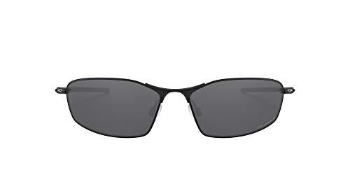 Preisvergleich Produktbild Oakley Unisex OO4141-0360 Sonnenbrille,  Satin Black