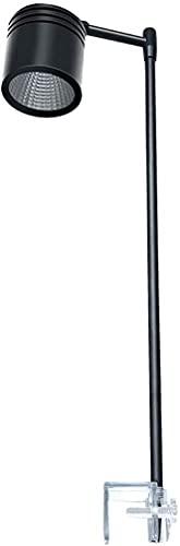 TYSJL LED Plantas acuáticas de Espectro Completo Luz Especial Luz de iluminación Lámpara de iluminación Pequeña Lámpara de Clip de Cilindro de Cilindro de césped, 35 cm / 30 cm, Adecuado para Plantas