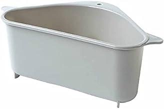 Évier étagère savon éponge égouttoir support de salle de bain rangement de cuisine ventouse organisateur de cuisine évier ...
