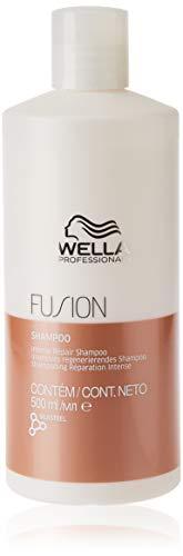 Wella Professionals Fusion Intense Repair Shampoo, 500 ml