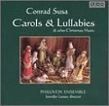 carols and lullabies conrad susa