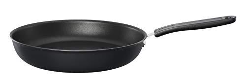 Fiskars Bratpfanne, Ø 28 cm, Für alle Kochfelder geeignet, Aluminium, Functional Form, Schwarz, 1026574