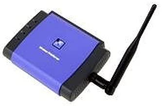 Linksys Instant Wireless PrintServer WPS11 - Print server - parallel - Ethernet, Fast Ethernet, 802.11b - 10Base-T, 100Base-TX