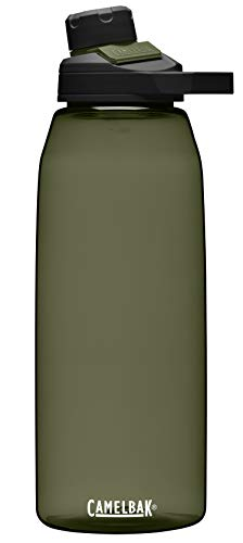 CamelBak Chute Mag BPA Free Water Bottle 50 oz, Olive