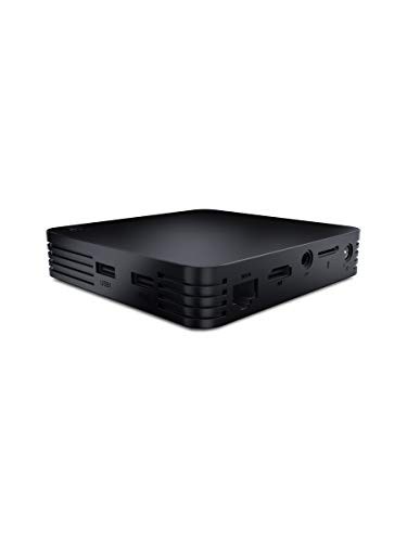 Dune HD SmartBox 4K | ULTRA HD | HDR | 3D | Streaming Media Player und Smart Android TV Box | 2 USB, HDMI, A/V, WIFI, Ethernet, MKV, H.265, 4Kp60