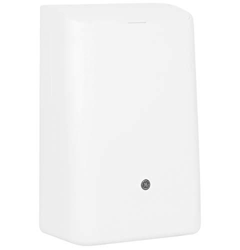 GE Appliances 9,000 BTU 3-IN-1 Portable Air Conditioner, APCA09YZMW, white humidty-meters