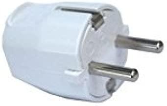 Silver Electronics 49269 Adaptador 2 Tomas con protecci/ón
