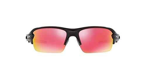 Oakley Youth Gafas de sol rectangulares Oj9005 Flak Xs para niños