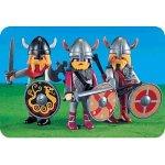 Playmobil 7677 3 Guerreros Vikingos