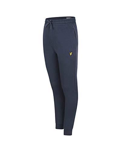 Lyle & Scott Classic Pantalon de Sport, Bleu (Navy Blazer), 13 Ans (Taille Fabricant: 12-13 Years) Garçon