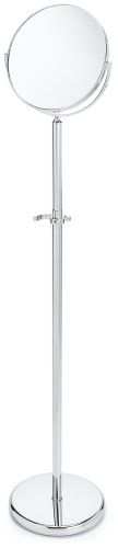 Taymor 01-1055 Adjustable Floor Mirror, Chrome, 49' by 80'