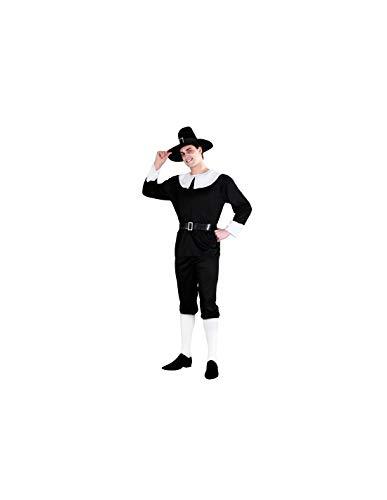DISBACANAL Disfraz de puritano - -, M-L