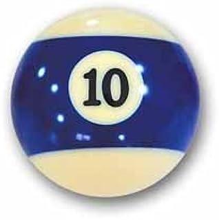 Bola de billar Número 10 bola de piscina Favoritos Número 10 ...
