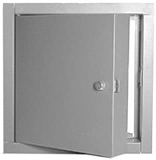 "Elmdor Insulated Fire Rated Ceiling Access Door FRC 12"" x 12"""