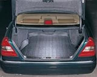 WeatherTech Cargo Liner Floor Mat Tailored Suitable for: Mercedes-Benz C-Class W202 Sedan 1993-99|Black CargoLiner