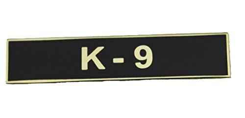 Uniform Citation Bar American K-9 Citation Merit Award Citation bar pin Gold