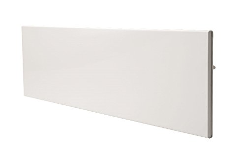 Convector de pared Adax Neo con termostato WiFi, bajo consumo, 330 mm de altura, color blanco