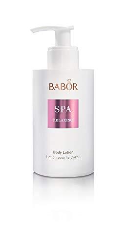 BABOR SPA Relaxing  geschmeidig pflegende Körperlotion,1er Pack (1 x 200 ml)