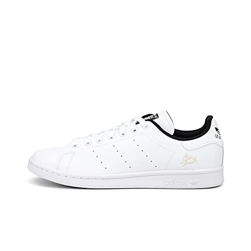 adidas Stan Smith, Scarpe da Ginnastica Uomo, Ftwr White/Ftwr White/Core Black, 42 EU