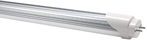 Tubo Led non necessita di starter [.] T8lunghezza 43,5cm (435mm) Potenza 7W LUMEN 900lm 4500K di luce di colore Bit CRI > 80diametro 26mm attacco G13Opak Cover