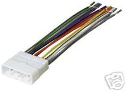 amazon com stereo wire harness isuzu rodeo 98 99 00 01 2000 (caramazon com stereo wire harness isuzu rodeo 98 99 00 01 2000 (car radio wiring installati automotive