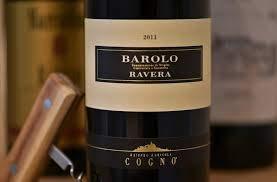 ELVIO COGNO Ravera Barolo 2011