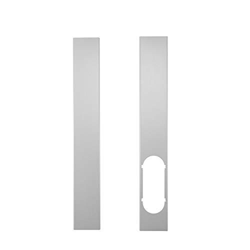 Yestter FensteradapterLokale Klimageräte-Zubehör Progress Component Kit, Ersatzteil-Set Mit Abluftschlauch, Fenster- Und Geräteadapter - Passend Für Alle Geräte